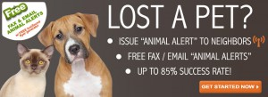Lost My Doggie Pet Recovery System