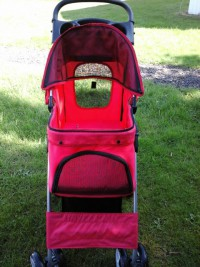 Stroller Front View