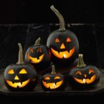 Halloween decs