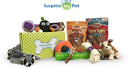 Surprise My Pet sample box