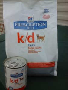 Dog Food for Kidney Disease