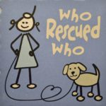 Who Rescued Who Coaster