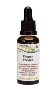 Newton Homeopathics Doggy Breath