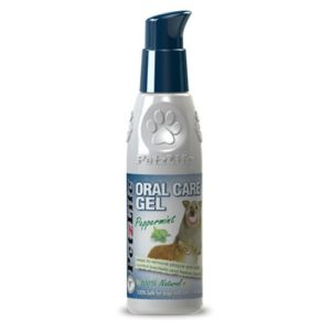 Petzlife oral care gel toothpaste for dogs