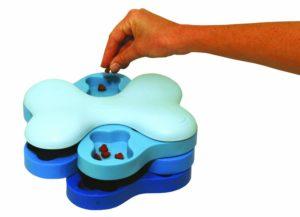 dog tornado interactive toy