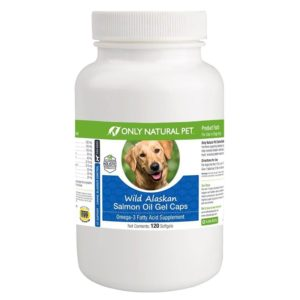 Only Natural Pet Wild Alaskan Salmon Oil