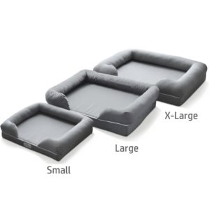 PetFusion Dog Lounge and Bed 3 sizes
