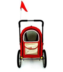 PetZip Happy Trailer Pet Stroller
