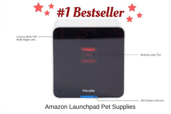 Petcube interactive wi fi pet camera