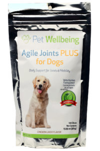 glucosamine and chondroitin joint supplement for dogs
