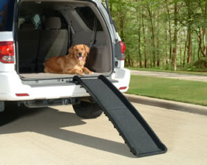 ultralite bifold pet ramp