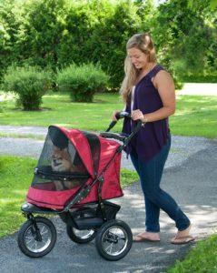 pet gear jogger stroller