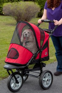 Pet Gear AT3 Pet Stroller Review