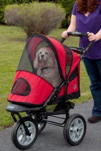 Pet Gear AT3 Pet Stroller Review