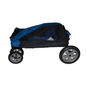 Pet Gear Expedition Pet Stroller folded