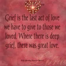 grief of losing a pet