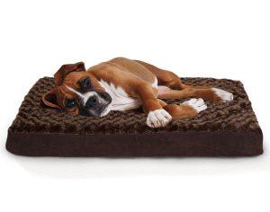 FurHaven nap pet bed