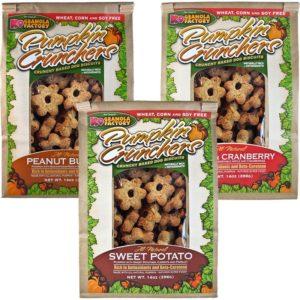 k9 granola pumpkin crunchers