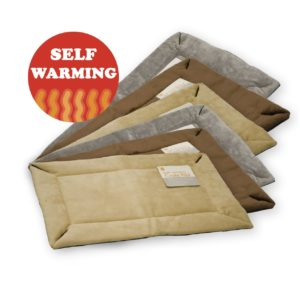 kh self warming crate pad