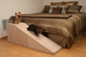 puppystairs two piece dog ramps