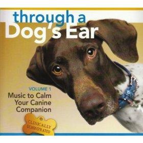 Through a dog's ear
