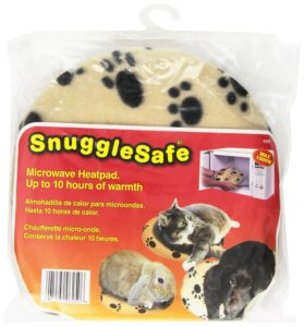 snuggle safe microwave heating pad
