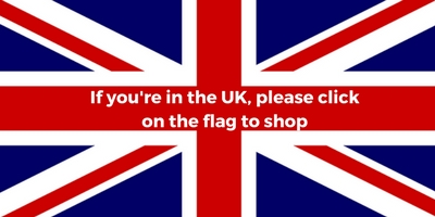 If in the UK please click on the flag to shop bigger and bolder