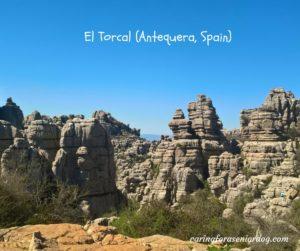El Torcal Antequera Spain
