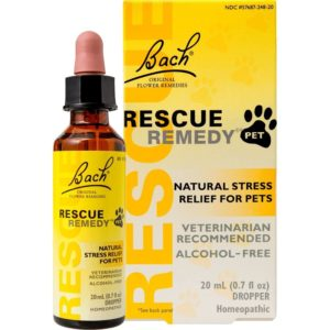 Bach Flower Remedies rescue remedy for dementia in dogs