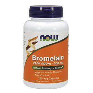 Bromelain for arthritis treatment in dogs